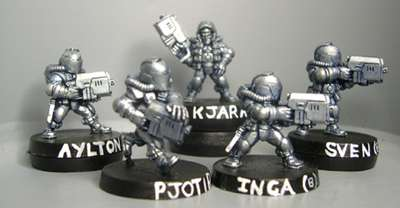 HFG101 Squad pack (heavy infantry in environment suits)